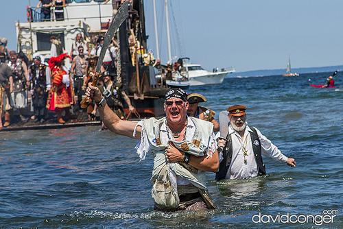 sea pirates