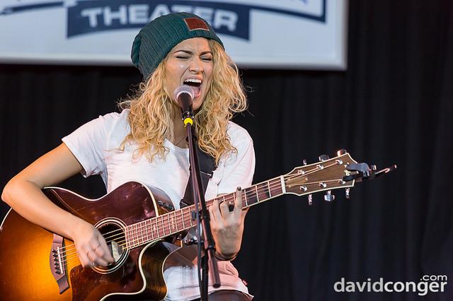 Tori Kelly At Carter Subaru Live Theater Seattle Wa