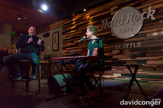 Hard Rock Cafe Seattle Wa